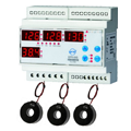 Electrical Network Load Monitor, Analyzer, for Energy Consumption Control, Recording & Preventive Maintenance 2